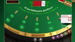 caribbean poker nasil oynanir