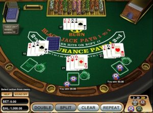 Blackjack'te karar alma